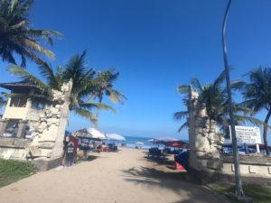 バリ クタビーチ
